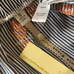 Uncle Frank Dresses - NWT Uncle Frank Off Shoulder Peplum Sleeve Dress